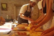 Scuola di cucina Marche