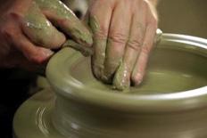 Lavoriamo l'argilla